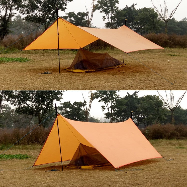 Ultralight 1 to 2 Person Mesh Tent