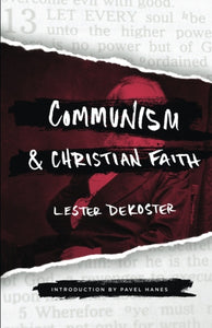 Communism & Christian Faith