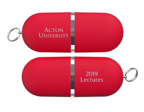 Acton University 2019 Flash Drive
