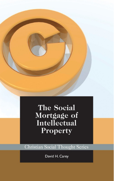 The Social Mortgage of Intellectual Property