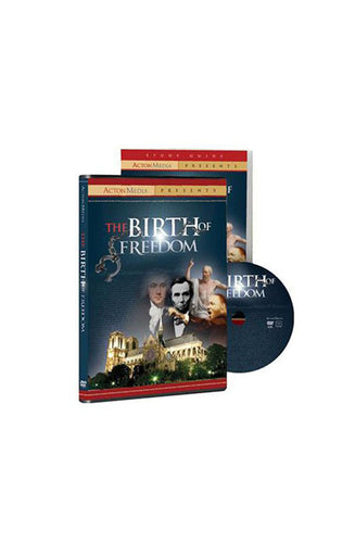 The Birth of Freedom Documentary DVD