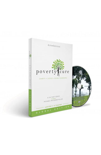 PovertyCure Global Edition DVD