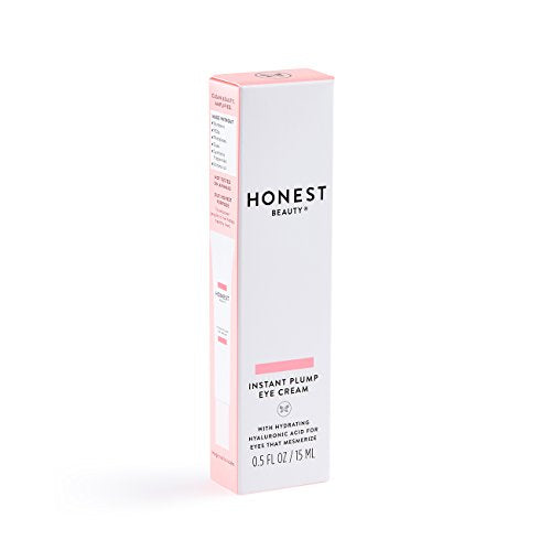 Honest Beauty Instant Plump Eye Cream
