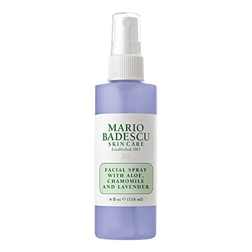 Mario Badescu Facial Spray - Lavender, Cucumber, Rose Trio, 4 oz. - Lady Essentials