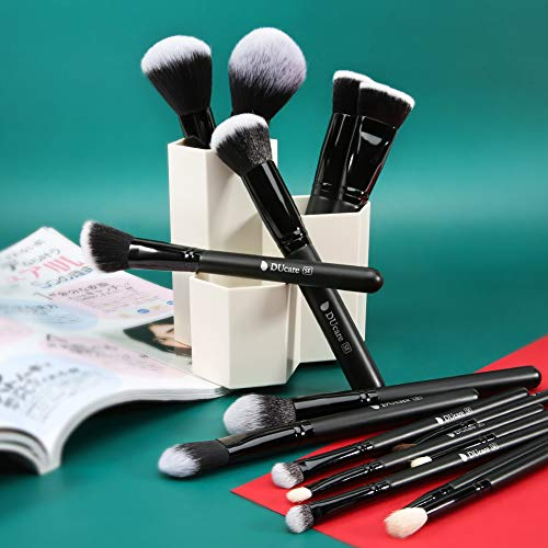 27 Piece Professional Makeup Brush Set - Lady Essentials
