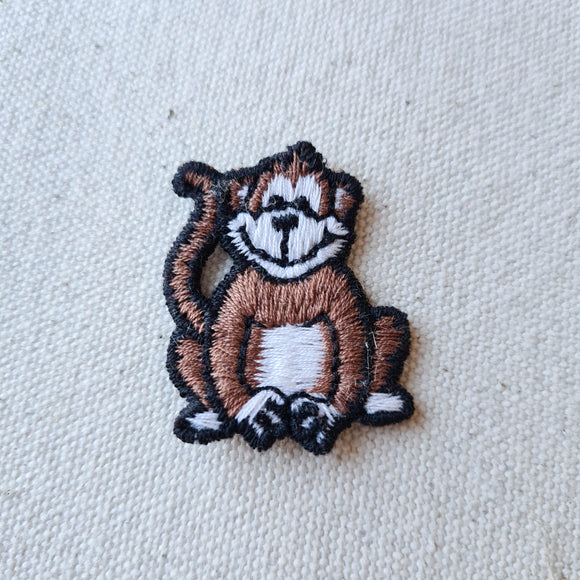 Monkey Sew-On Patch