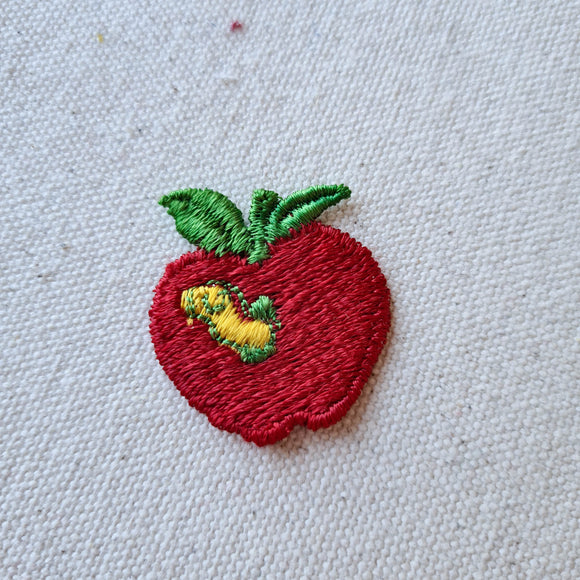 Apple Sew-On Patch