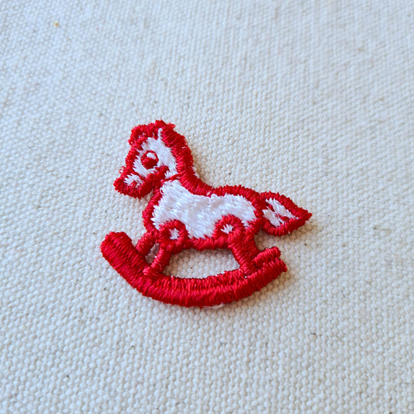 Rocking Horse Sew-On Patch