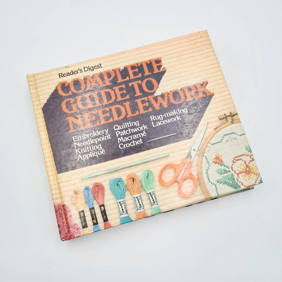 Complete Guide to Needlework | Book