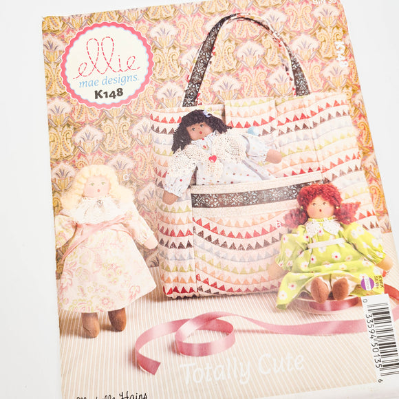 Ellie Mae Designs K148 | Tote + Dolls - Craft