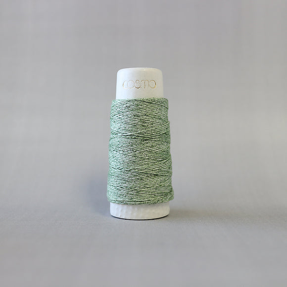 Sashiko Thread | NEW | Green Melange
