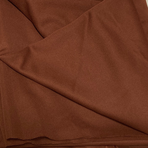 Double Knit Polyester | Russet