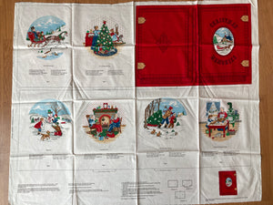 Christmas Memories Cloth Book Kit