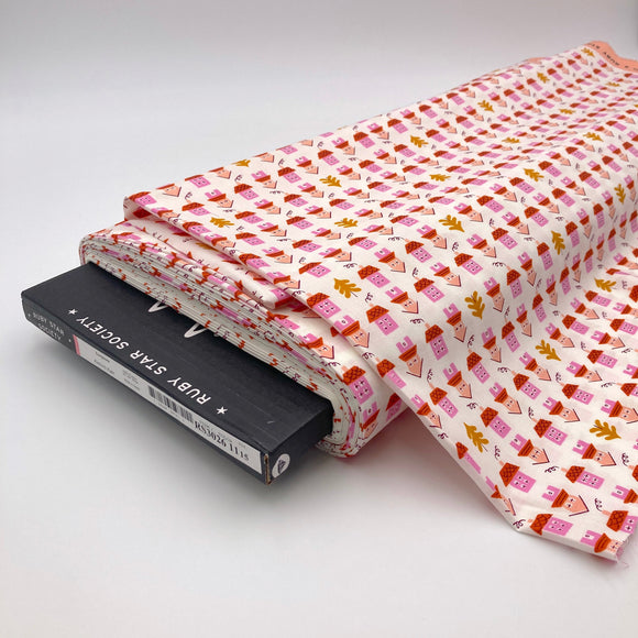 Red + Black PJ Teddy Bear Flannel