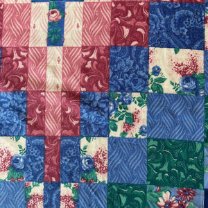 Floral Patchwork | Quilting Cotton