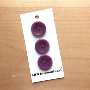 "3/4"" Sugarplum Corozo - JHB - Made in Ecuador"