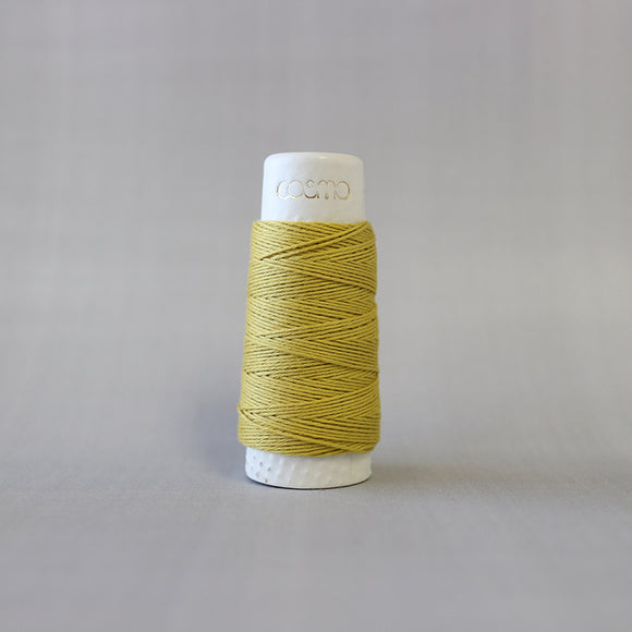 Sashiko Thread | NEW | Lemongrass