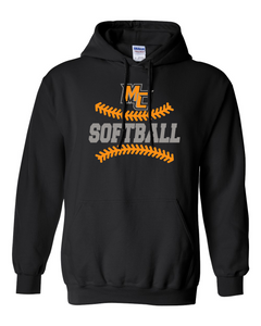 MC Softball - Pull Over Hoodie