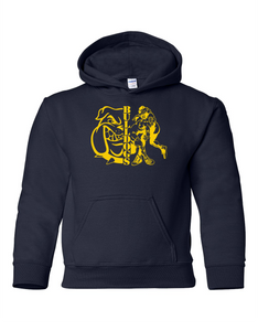 Pleasant View Falcon Pull Over Hoodie