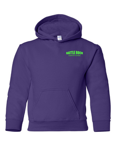 Battle Rock - Youth Pull Over Hoodies