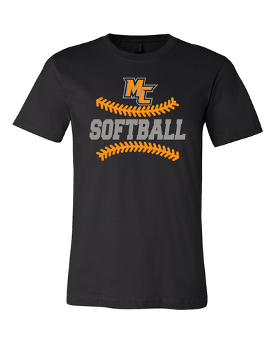 MC Softball - Super Soft T-shirt