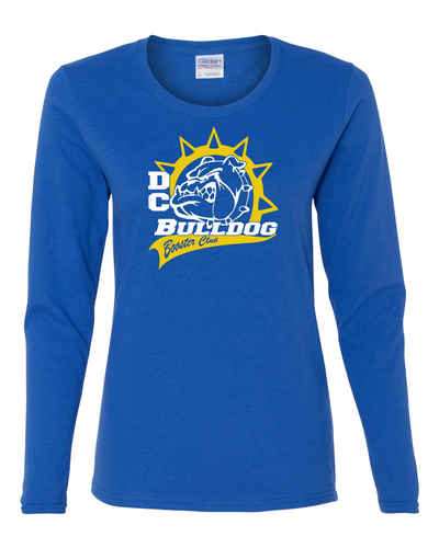Dove Creek Booster Club - Long Sleeve T-shirts