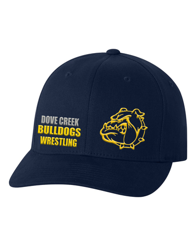 2020 DC PeeWee Wrestling - Embroidered Caps