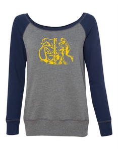 2020 DC PeeWee Wrestling - Ladies Tops and Sweatshirts