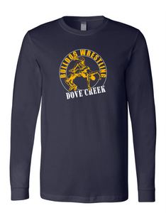 Dove Creek 2020 Middle School Wrestling T-shirts & Hoodie (Youth)