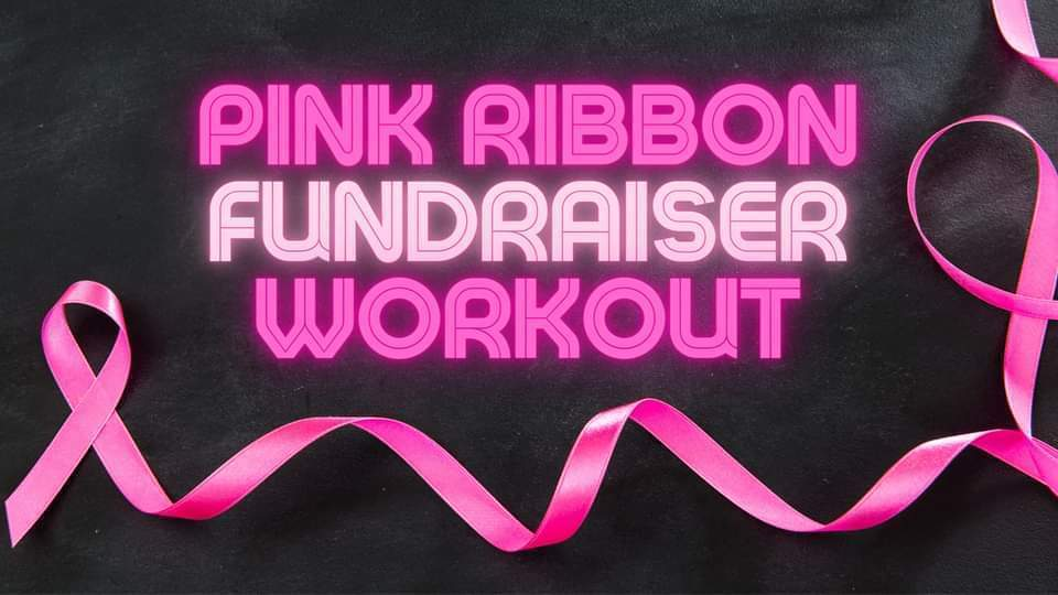 PINK RIBBON FUNDRAISER WORKOUT @ EFIT!
