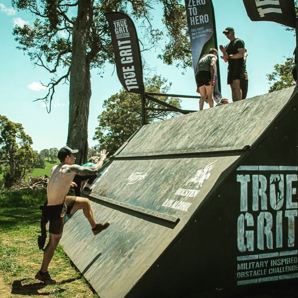 True Grit with Baguio Sports Ambassador Jared!