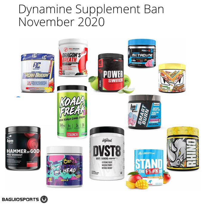 Banned Supplements and What Does It Mean?