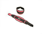 Baguio Sports Weightlifting Belt Gym Training Pink