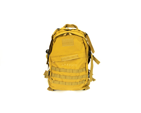 Tactical Military Backpack Yellow Orange