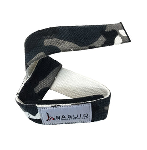 Baguio Sports-Weight & Bodybuilding Lifting Straps (Camo)