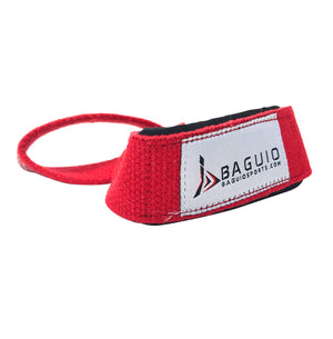 Baguio Sports-Weight & Bodybuilding Lifting Straps (Red)