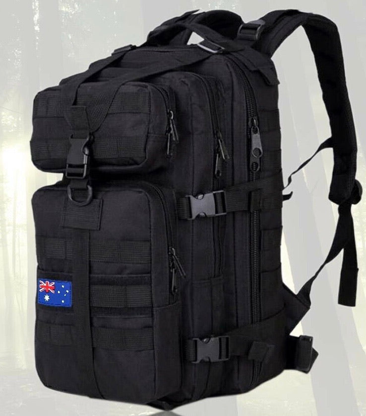 Tactical Bag 35l - Black