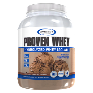 Proven Whey Isolate - Chocolate Ice Cream