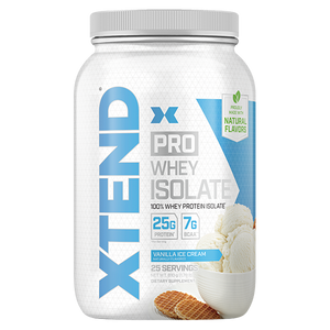 Xtend - Pro Whey Isolate - Vanilla Ice Cream
