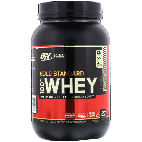 Whey - Cookies and Cream