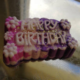 """Happy Birthday"" Bath Bomb"