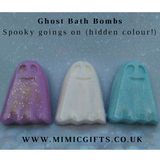Ghost Bath Bombs