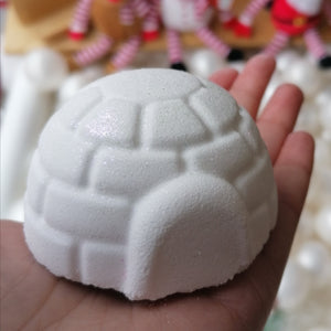 Igloo Bath Bomb
