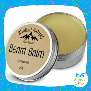Beard Balm (Rugged Nature)