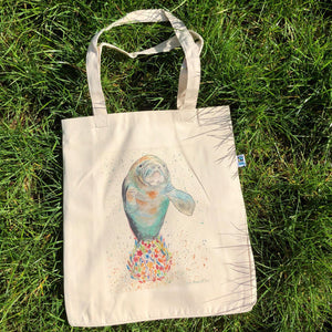 Fairtrade & Organic cotton shopper bag