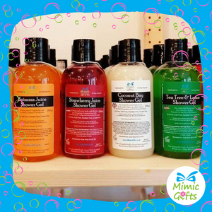 Shower Gel (bottles & refills)