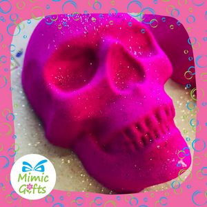 Skull Bath Bombs
