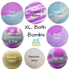 Luxury XL Bath Bomb - Box of 5