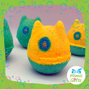Mini Monsters - Halloween Bath Bomb