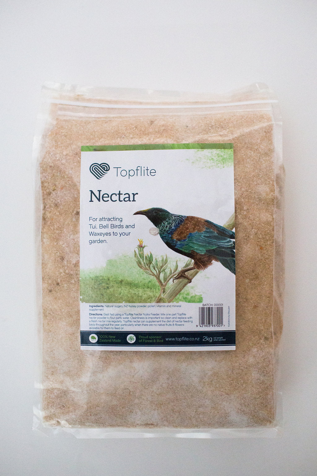 Native Bird Nurturer Pack - Subscription